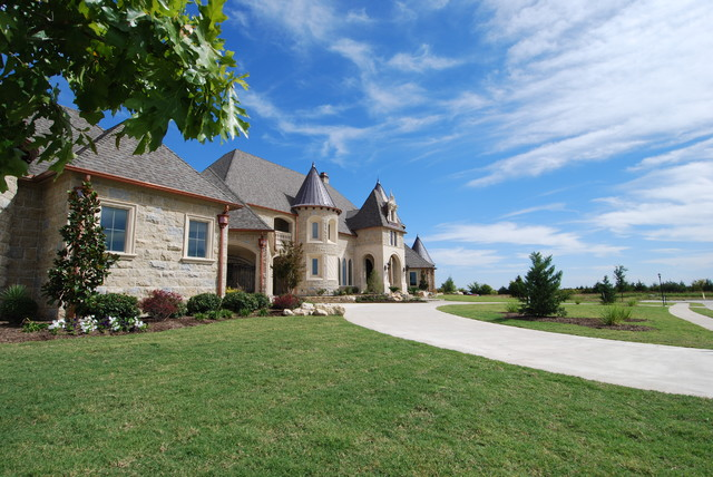 Somerset Rockwall County Texas Traditional Exterior