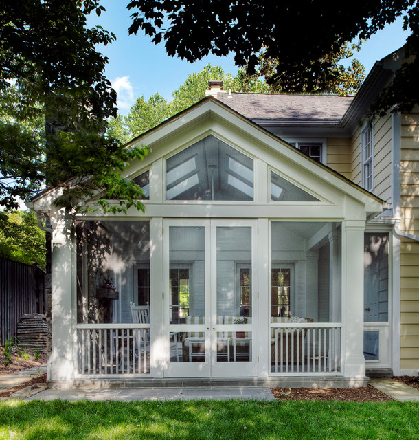 Screen Porch Additions : Somerset screen porch addition