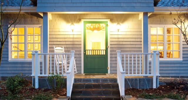 Sonoma Bunkhouse traditional-exterior