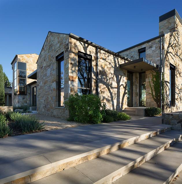 Sonoma County Residence Contemporary Exterior San