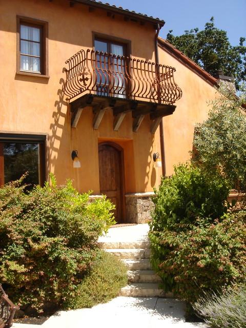 Sonoma Mediterranean Villa