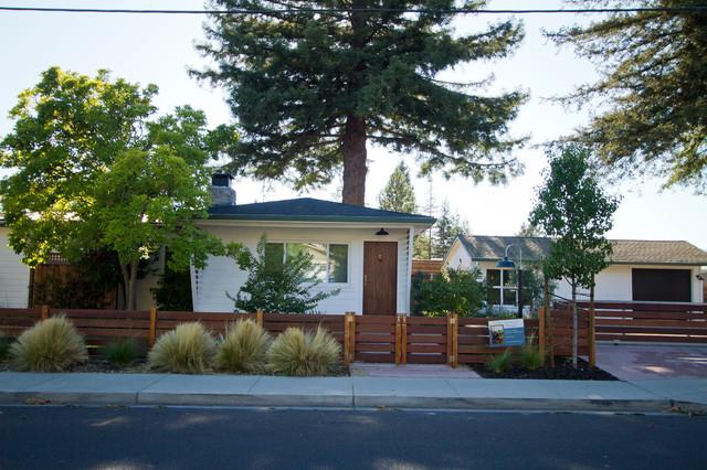 Sonoma Retreat transitional-exterior