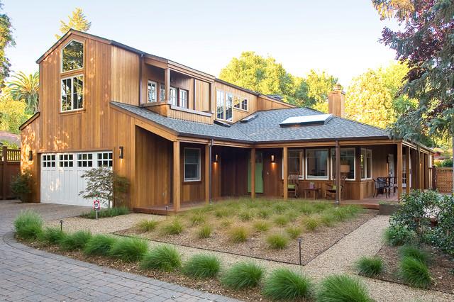 Sonoma / Sea Ranch Redux contemporary-exterior