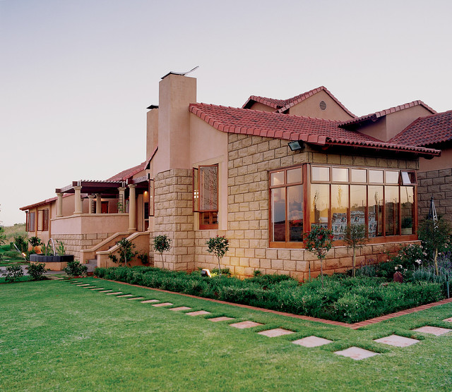 South African Farmhouse Traditional Exterior Other