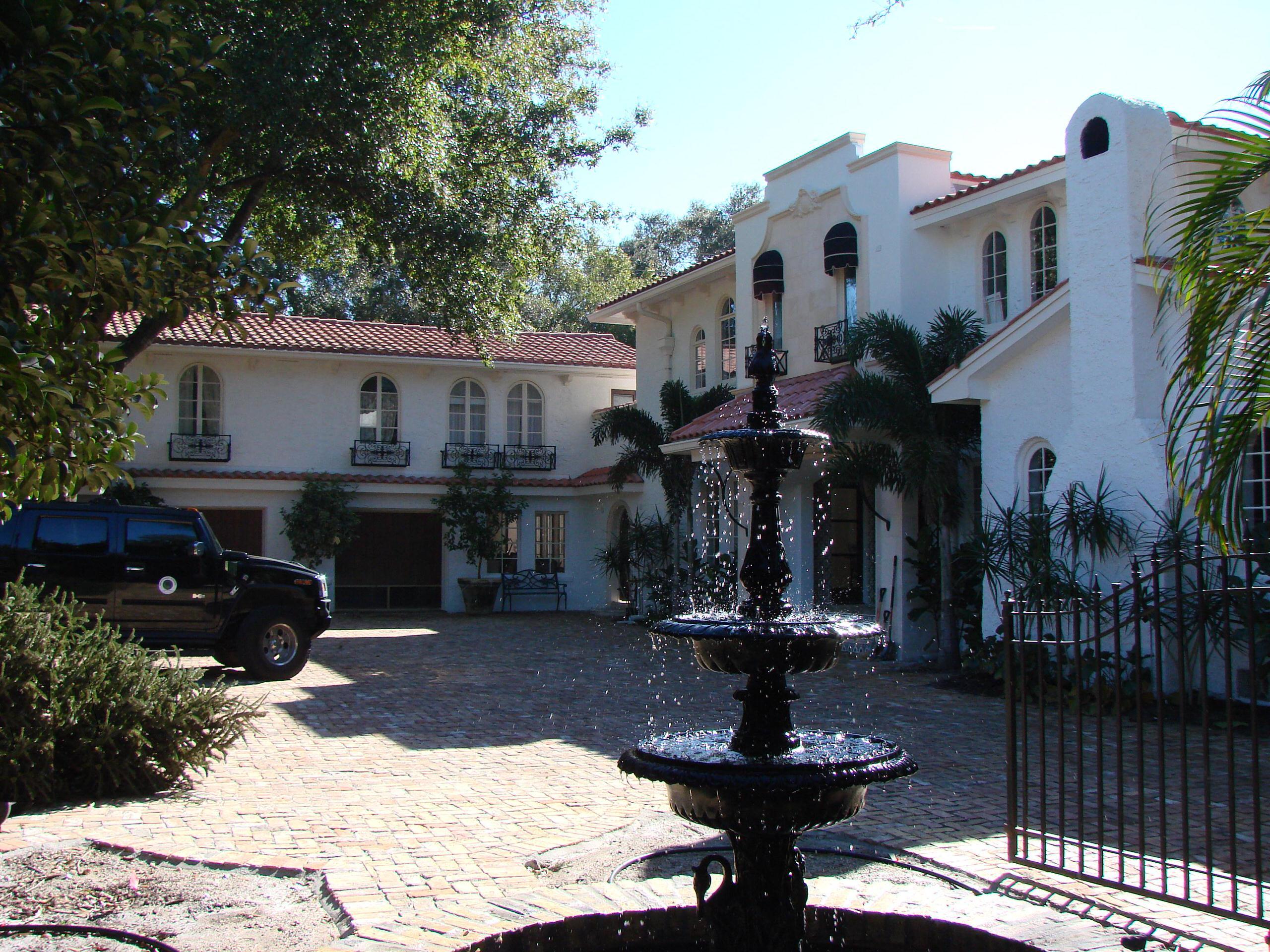 South Tampa Mediterranean Renovation