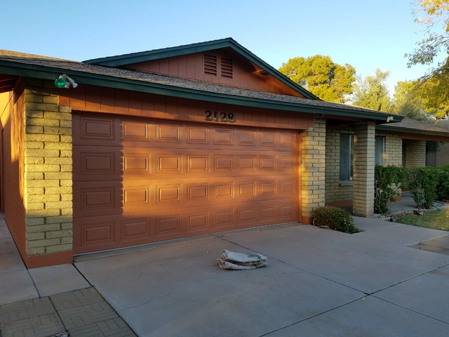 South Tempe repaint traditional-exterior