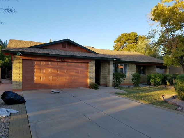 South Tempe repaint transitional-exterior