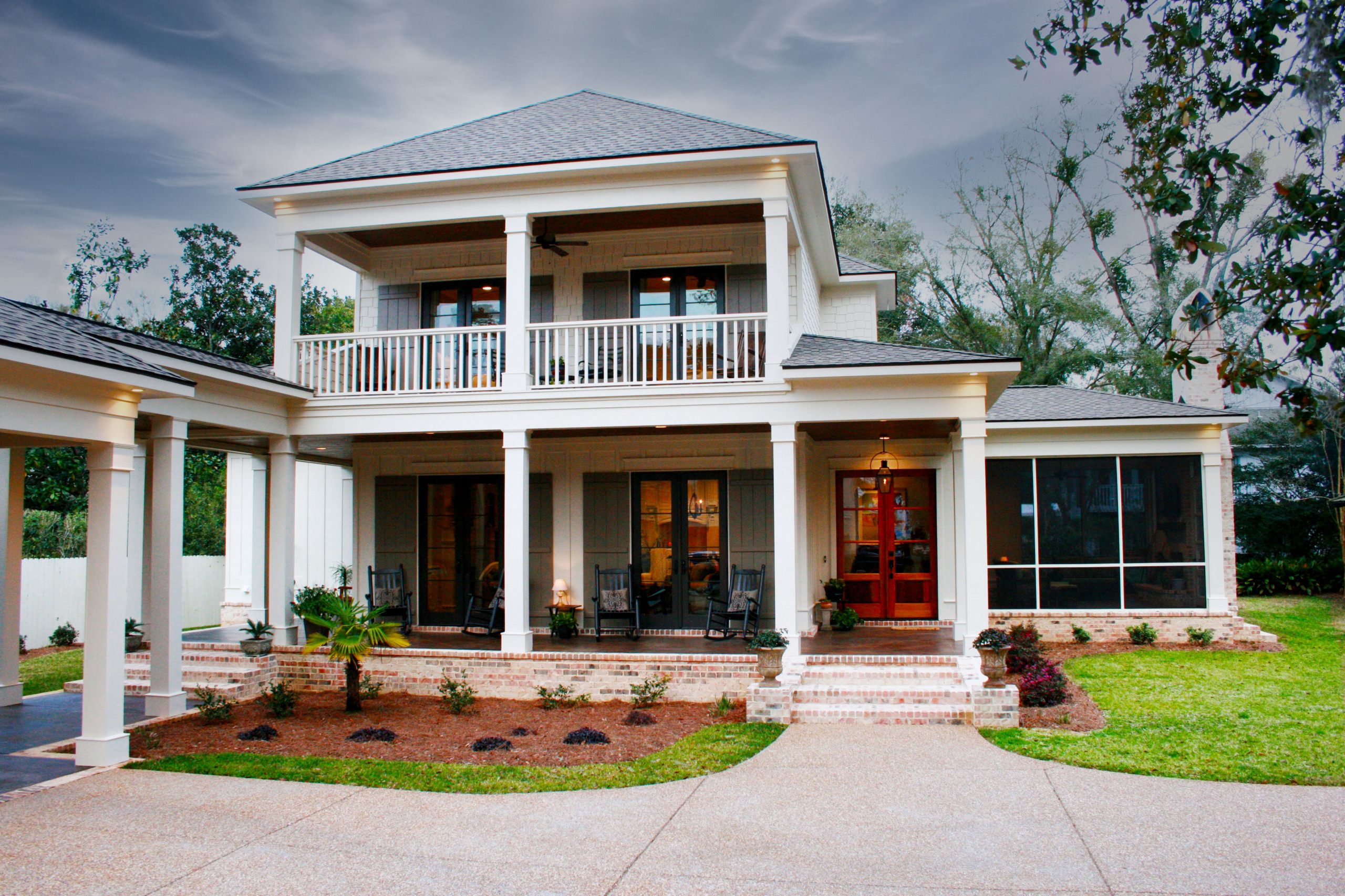 Southern Classic Cottage
