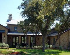 Southern Living Idea House Exterior contemporary-exterior