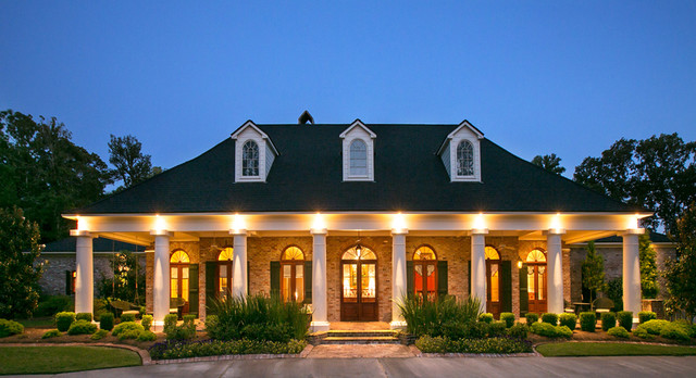 Southern Trace Retreat Traditional Exterior New