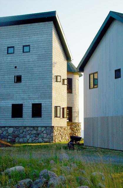 Space Between farmhouse-exterior