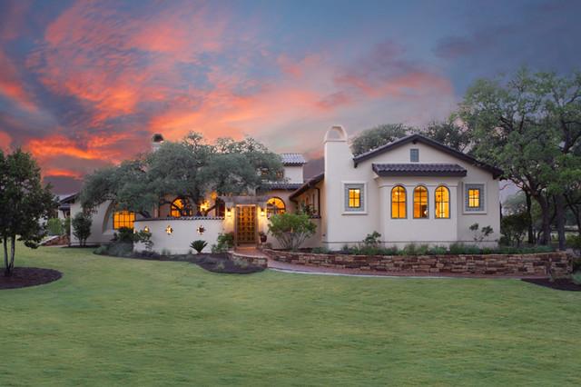 4500 Spanish Oaks mediterranean-exterior