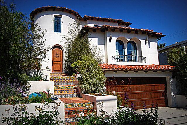 Spanish Revival Traditional Exterior Los Angeles