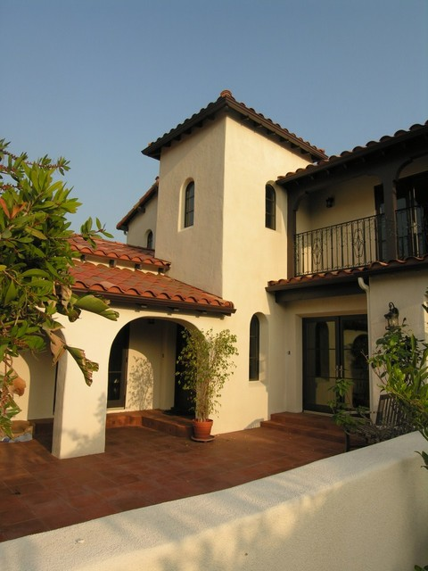 Spanish style home addition and remodel mediterranean for Spanish style homes for sale near me