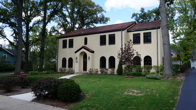 Spanish style home renovation traditional exterior - Spanish style homes exterior ...