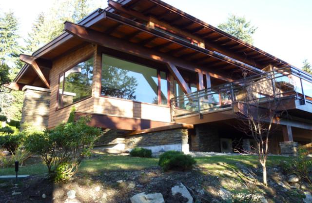 Spencer Residence contemporary-exterior