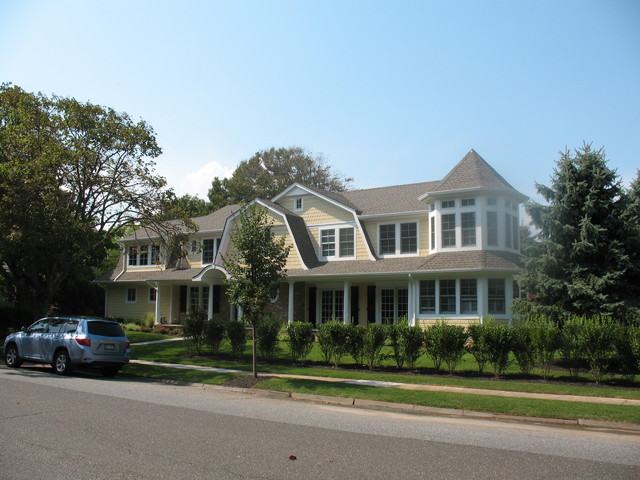Spring Lake- Pitney Avenue Transformation traditional-exterior