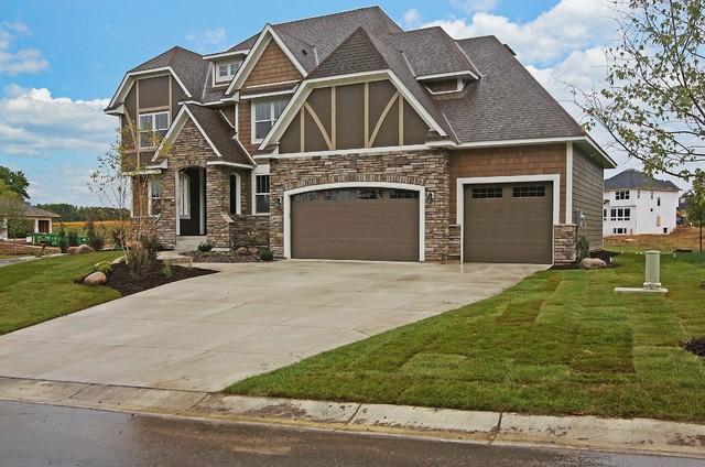 Spring Meadows Spec 2012 traditional-exterior