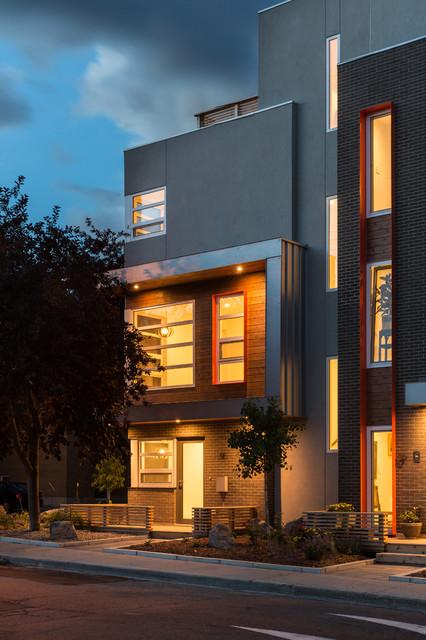 Springfield Contemporary Exterior Ottawa By