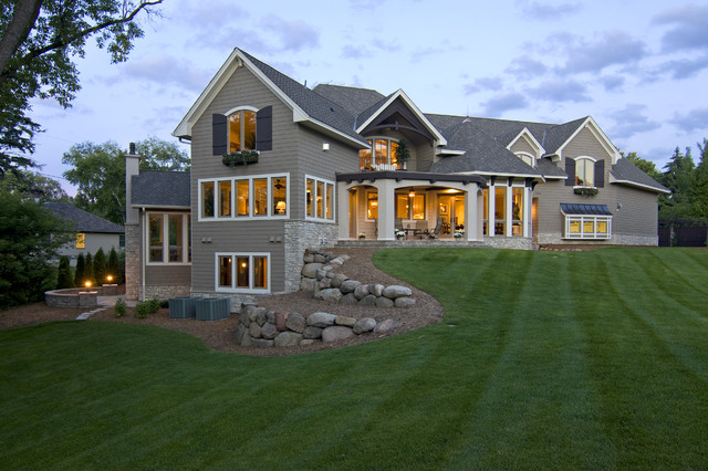 Spur Road Edina MN Traditional Exterior