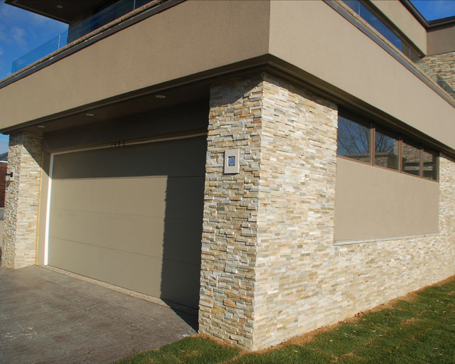 Stack stone house pictures
