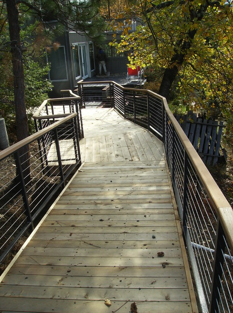 stainless steel cable railing systems exterior portland by stainless cable railing inc