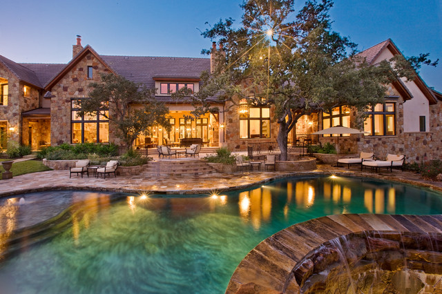 Stand Alone Home Traditional Exterior Austin By