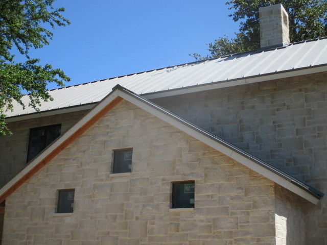 Standing Seam Metal Roofing Traditional Exterior Dallas By Scott Exteriors