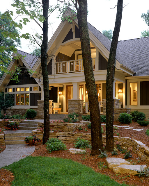 StarrWood Luxury - Traditional - Exterior - Minneapolis - by ...