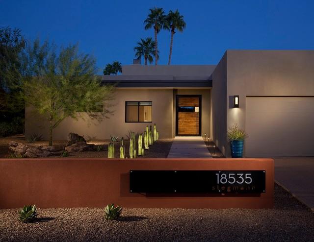 Stegmann Residence contemporary-exterior