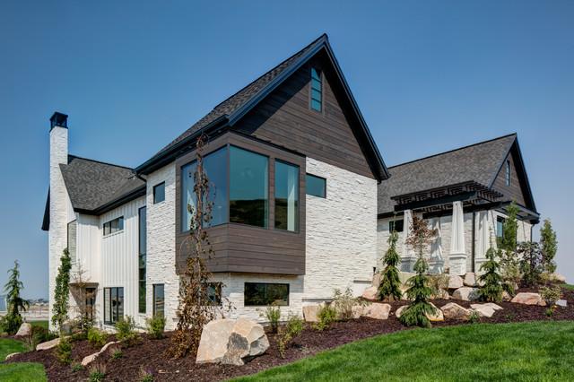Step Rock Estates Lot #1 - Contemporary - Exterior - Salt