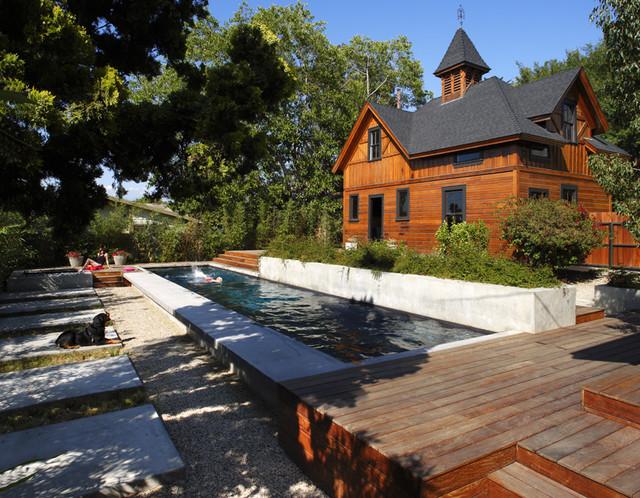 Stephanie's House - Exterior eclectic-exterior