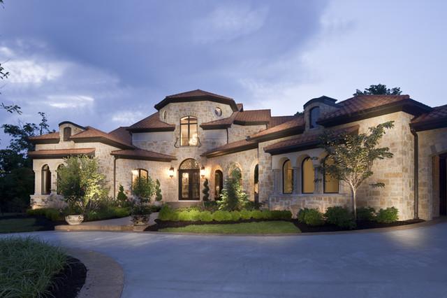 Stephen B Goldberg Goldberg Design Group Inc Mediterranean Exterior Indianapolis By