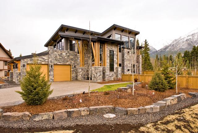 Sticks and Stones Design Group Inc. traditional-exterior