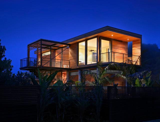 Stinson Beach House Modern Exterior San Francisco