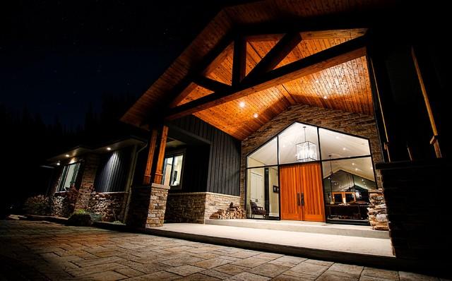 Stittsville contemporary-exterior