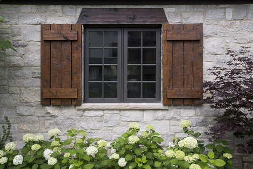 Build Your Own Shutters For A Custom Home Schutte Lumber