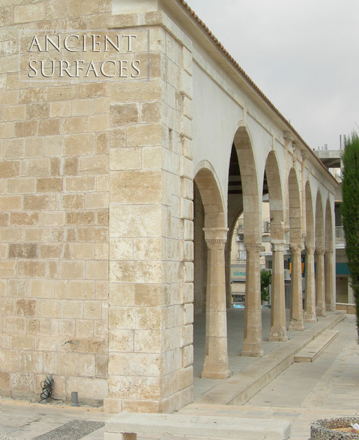Stone Cladding The 39 Kronos Stone 39 Mediterranean Exterior New York By Ancient Surfaces