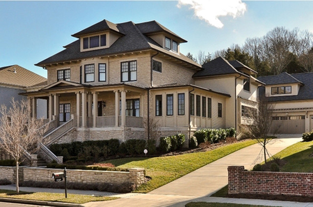 Stone Craftsman Craftsman Exterior Other Metro By
