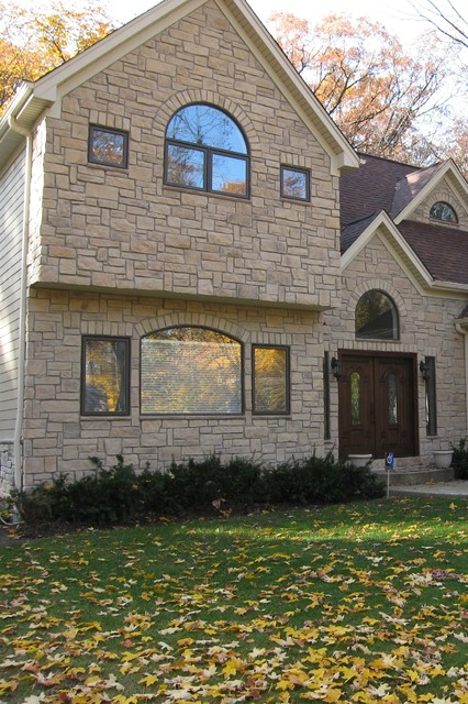Exterior Stone Veneer Siding Submited Images Pic2Fly