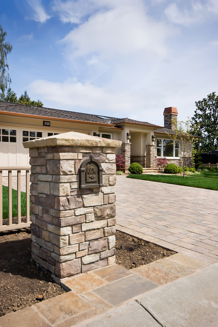 Traditional House Remodel craftsman-exterior