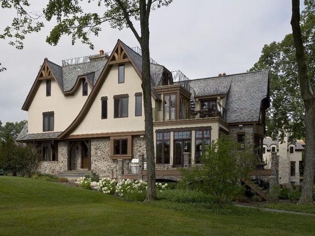 Lake Geneva Vacation House #3 traditional-exterior