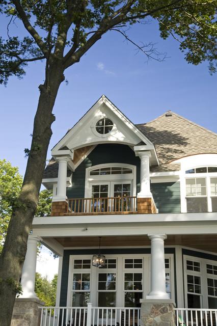 Stonebreaker Builders & Remodelers traditional-exterior