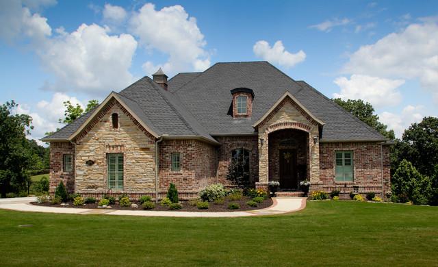 Stonebriar traditional-exterior