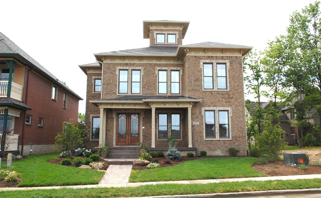Stonegate traditional-exterior