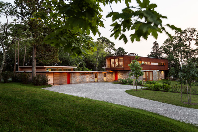 Stonington house contemporary exterior other by - Stonington residence by joeb moore partners ...