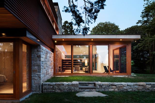 Stonington house contemporary exterior new york by - Stonington residence by joeb moore partners ...