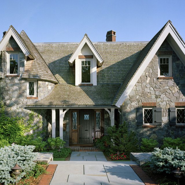 Storybook traditional-exterior