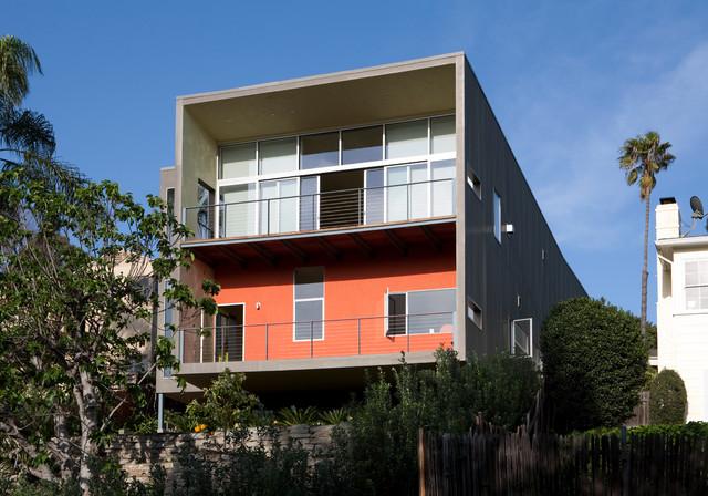 Stoughton Miller Residence contemporary-exterior