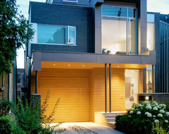 Street Facing Exterior contemporary-exterior